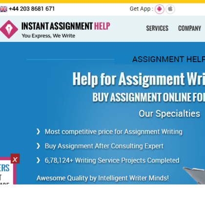 Assignment help uk review