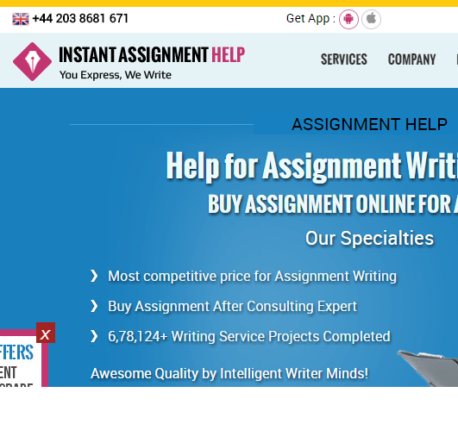 InstantAssignmentHelp-UK-Review