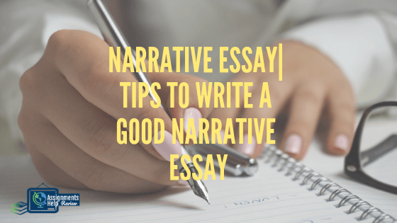 Help with writing a narrative essay
